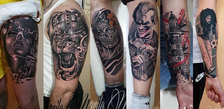 Reptile Tattoo Tetoviranje Tetovaze Umetnik Danilo